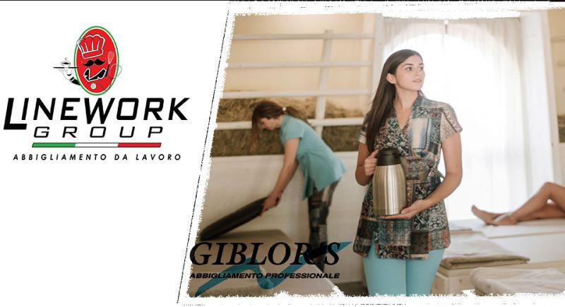 Linework offerta divise da lavoro - occasione rivenditore divise da lavoro Giblor's napoli