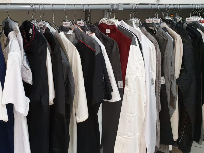 Abbigliamento da lavoro Napoli - Linework Group