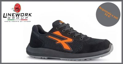 line work group offerta vendita scarpe antinfortunistiche basse napoli
