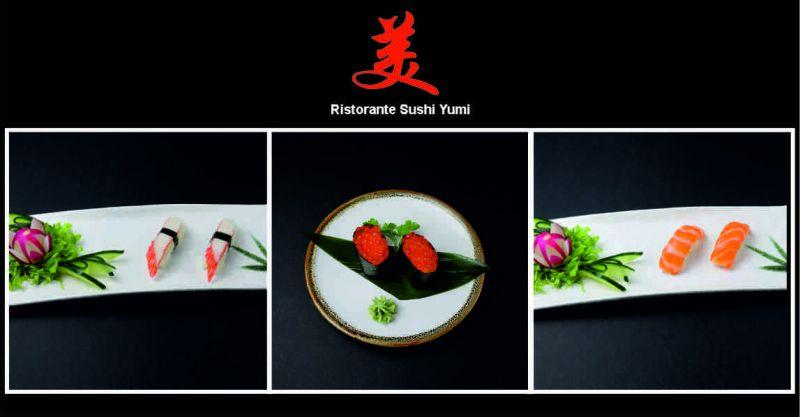 Ristorante giapponese sushi yumi offerta piatti giapponesi - occasione asian fusion