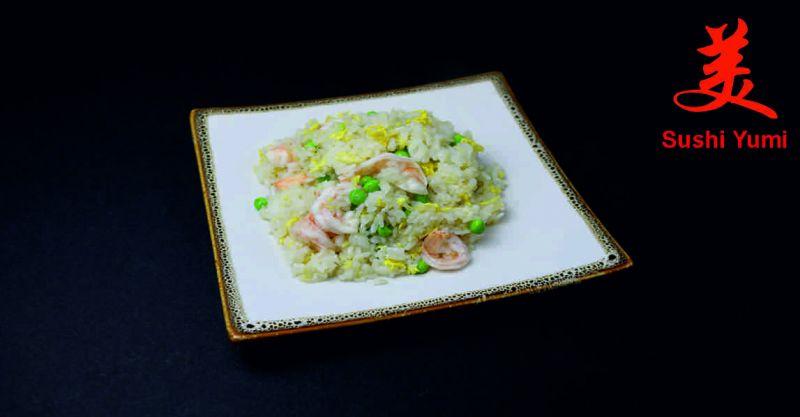 Ristorante Sushi Yumi offerta cucina orientale - occasione piatti asian fusion