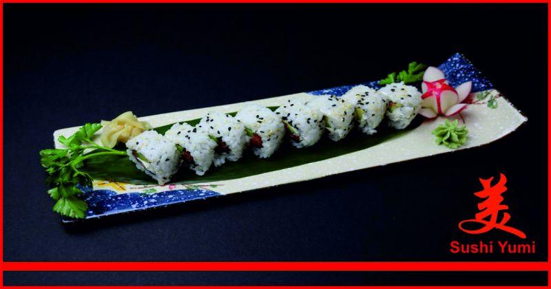 Ristorante giapponese sushi yumi offerta sushi - occasione cucina asiatica città di castello