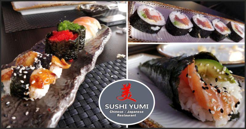 sushi yumi offerta cucina giapponese - occasione sushi citta di castello