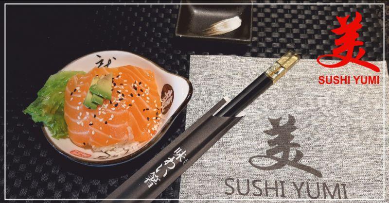 ristorante sushi yumi offerta ristorante giapponese - occasione sushi fusion perugia