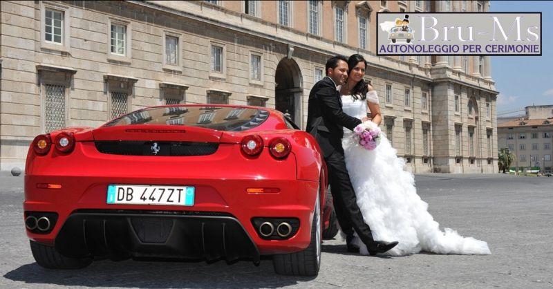 BRU MS offerta noleggio auto con conducente Caserta - occasione noleggio auto di lusso Caserta