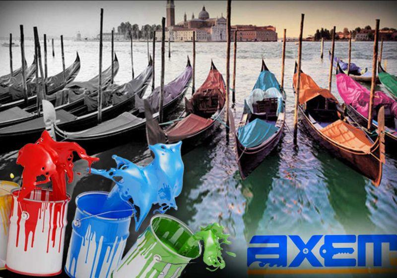 Offerta vernici per gondole Anzio - Promozione utensili per la pittura Aprilia