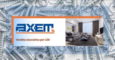 ax em offerta stuccolina per led anzio occasione negozio stuccolina per led nettuno