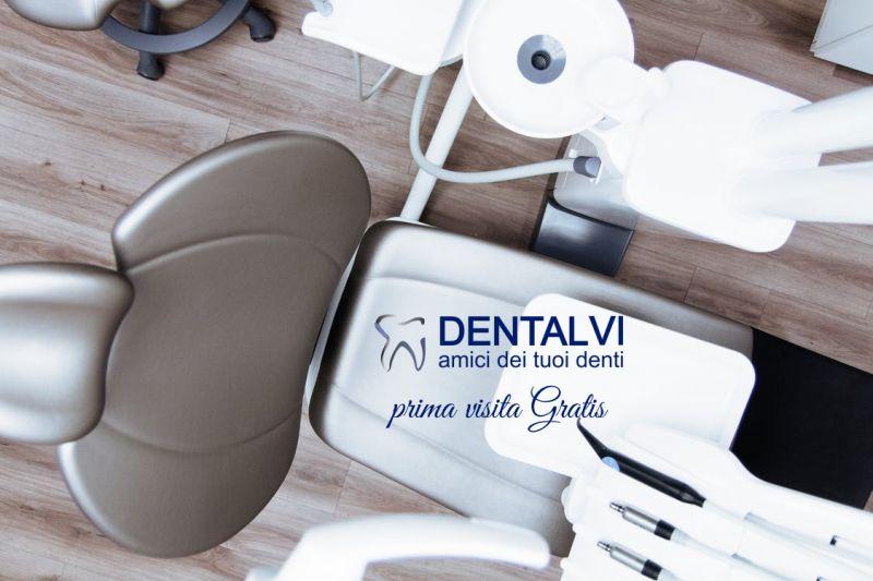 STUDIO DENTISTICO DENTALVI offerta prima visita dentista gratuita - controllo dentista gratis