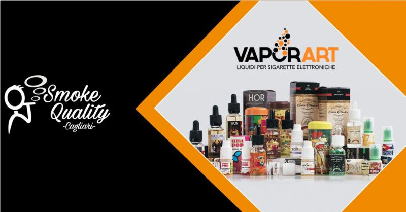 Smoke Quality - VaporArt offerta liquidi sigarette elettroniche aromatizzati con senza nicotina
