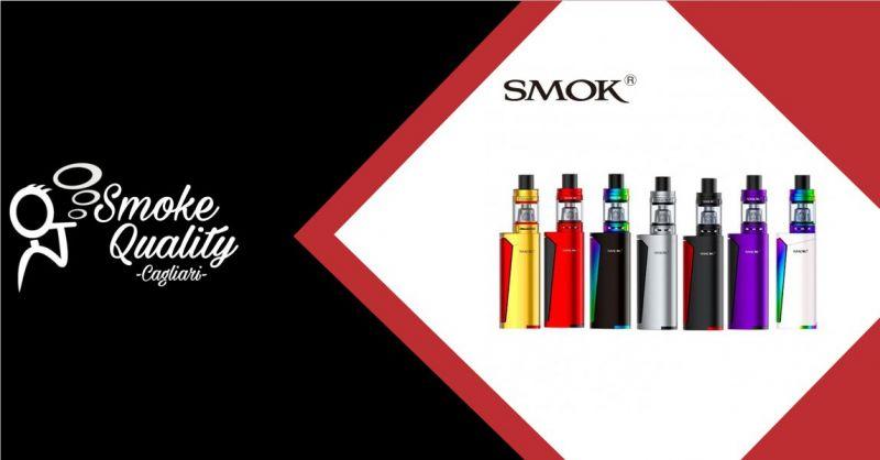 Smoke Quality - offerta accessori sigaretta elettronica SMOK ALIEN kit completo