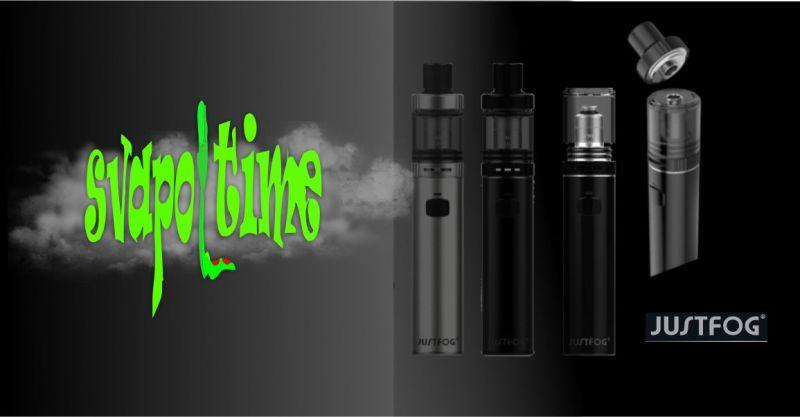 SVAPO TIME Quartu - offerta kit completo sigaretta elettronica Justfog