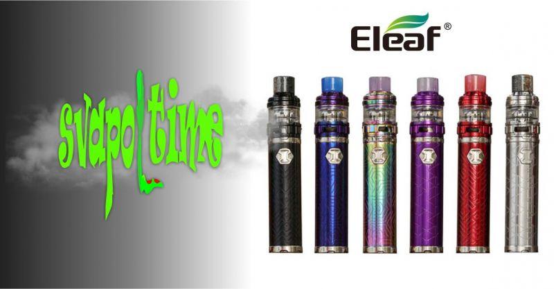 SVAPO TIME Quartu  - offerta kit completo sigaretta elettronica ELEAF