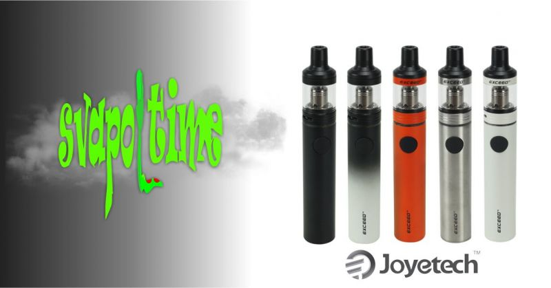 SVAPO TIME Quartu  - offerta kit completo sigaretta elettronica Joyetech