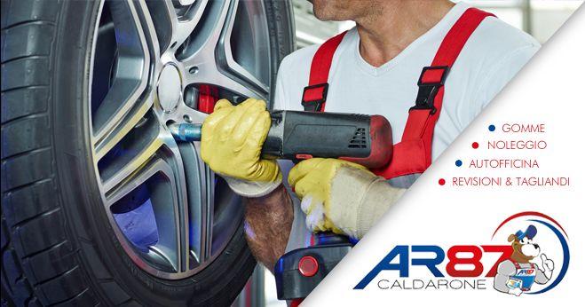 AUTOFFICINA AR87 offerta cambio gomme francavilla -occasione riparazione pneumatici francavilla
