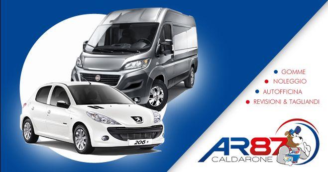 AUTOFFICINA AR87 - offerta noleggio auto furgoni francavilla al mare