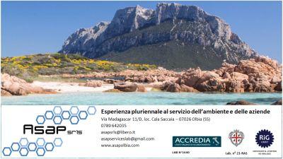 asap laboratorio analisi ambientali microbiologiche chimiche offerta certificazioni haccp