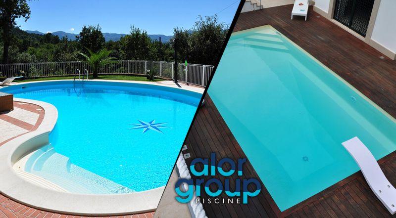 Alor Group Piscine offerta progettazione piscine - occasione costruzione piscine Caserta