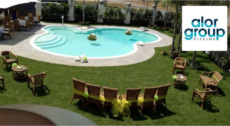 Alor group piscine offerta progettazione piscine - occasione piscine Caserta