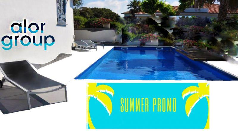 offerta piscina interrata a napoli - occasione piscine a sfioro in sconto a Napoli