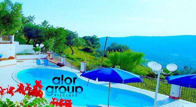 offerta piscina prezzo scontato napoli - occasione costruzione piscine Napoli