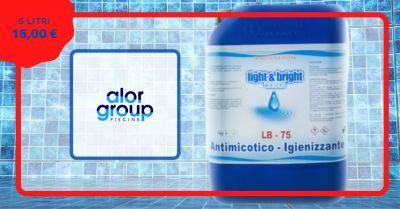 offerta antimicotico per piscina caserta occasione igienizzante per docce e superfici caserta