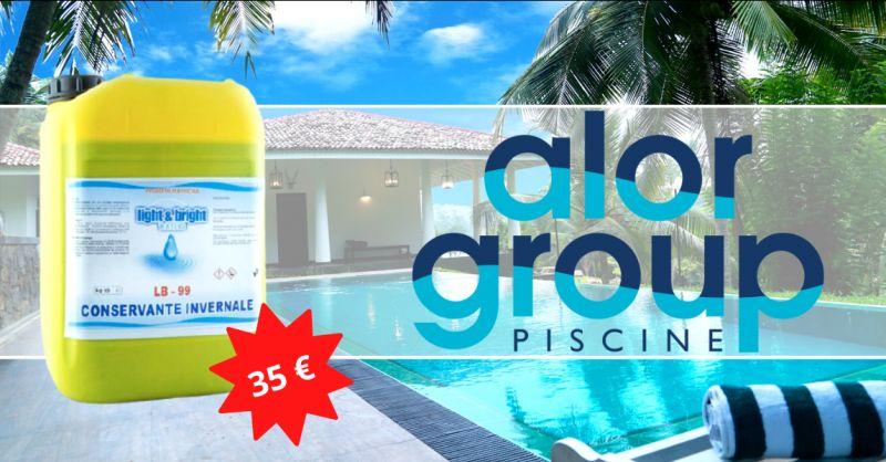 Offerta prodotti chimici per piscina caserta - occasione prodotto invernale per piscina caserta