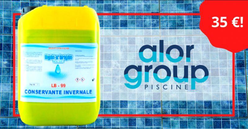 ALOR GROUP PISCINE - offerta prodotto per piscina inverno caserta