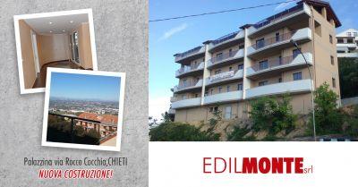 edilmonte srl offerta vendita nuovo appartamento palazzina chieti
