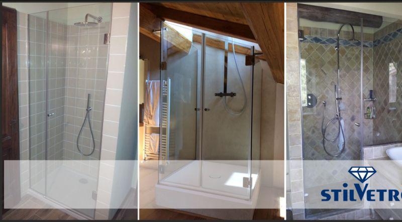vetreria stilvetro offerte box doccia su misura - occasione realizzazione vetri per box doccia