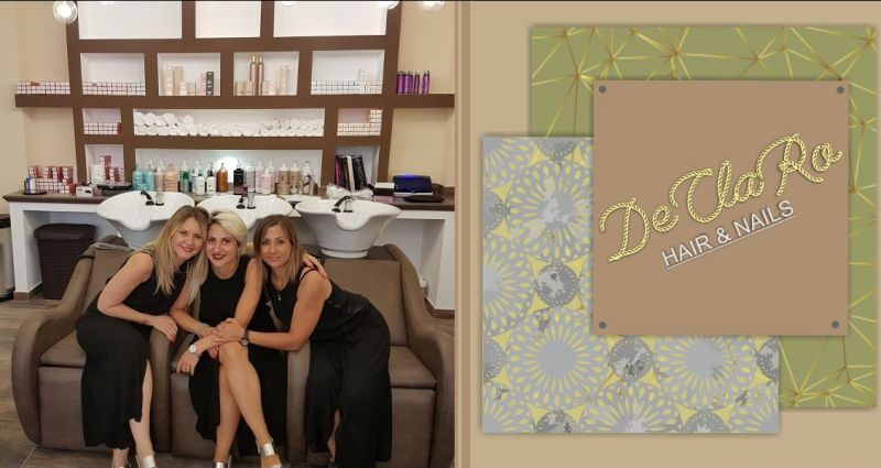 DECLARO HAIR & NAILS Selargius - offerta servizi trattamenti cura capelli unghie