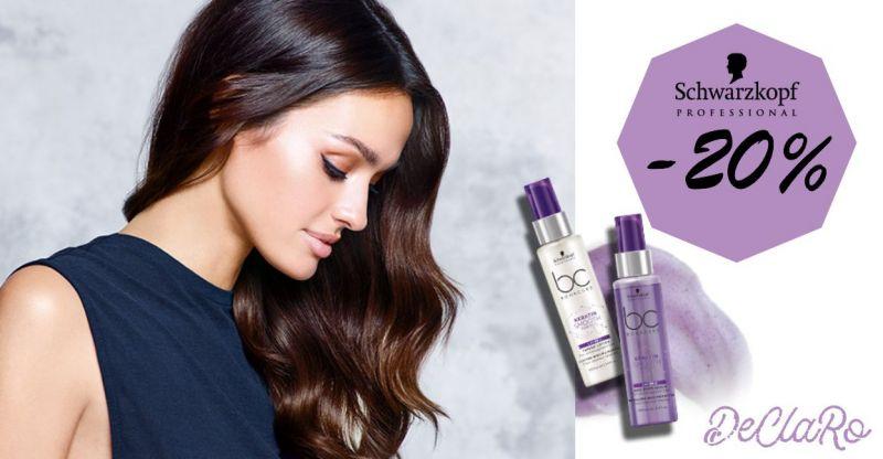DECLARO HAIR & NAILS Selargius - offerta prodotti professionali capelli Schwarzkopf