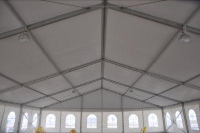 amaranto idea offerta vendita tendostruttura 15x40 mt nuova struttura in alluminio anodizzato