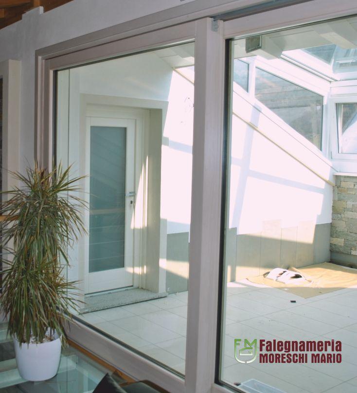 FALEGNAMERIA MORESCHI offerta serramenti isolamento termico - promo infissi isolamento acustico