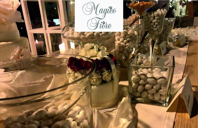 Magico fiore offerta fiori matrimonio - occasione decorazioni nozze