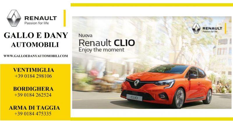 Gallo e Dany automobili - offerta Renault Clio - Occasione automobili Renault - Imperia