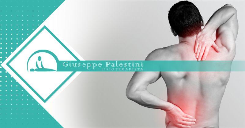 FISIOTERAPISTA PALESTINI - offerta diagnosi rieducazione posturale sanbenedetto del tronto