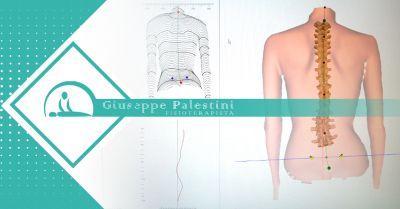fisioterapista palestini offerta spinometria esame posturale sanbenedetto del tronto