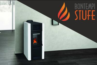 azienda bontempi bruno offerta stufa a pellet caloritaly promozione stufe a biomassa