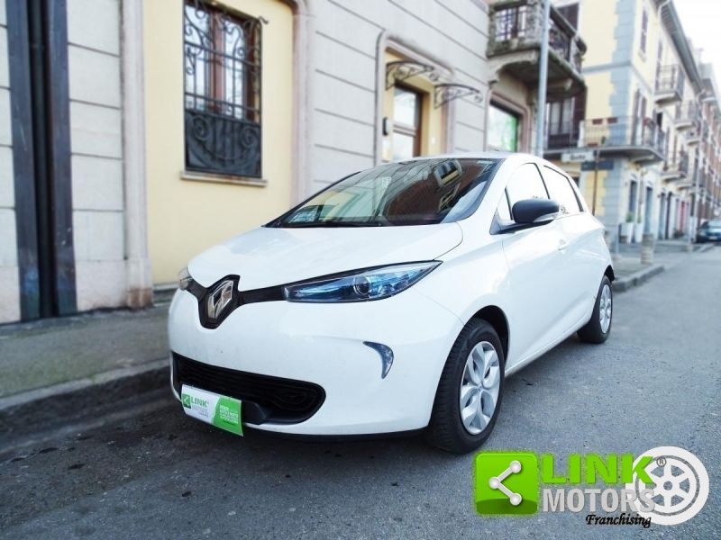 offerta auto Renault ZOE, R75 LIFE Novara - occasione auto elettrica Renault Novara