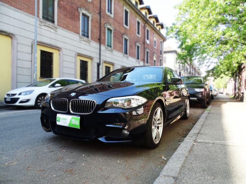 occasione vendita usato BMW Serie 525d Msport - offerta vendita auto BMW Novara