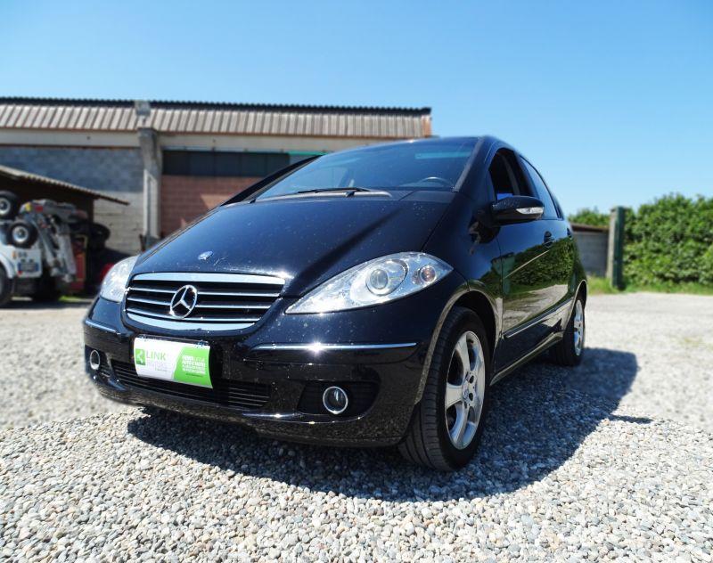 USATO NOVARA Mercedes Classe A 200 CDI Avantgarde - occasione cambio automatico