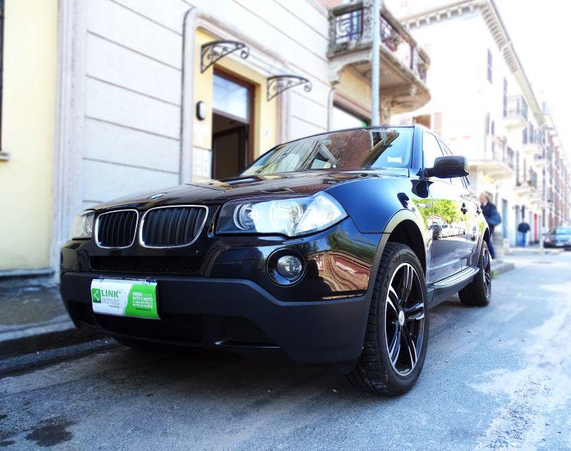 OCCASIONE BMW X3 2.0d ELETTA - SUV USATO BMW X3 UNICO PROPRIETARIO