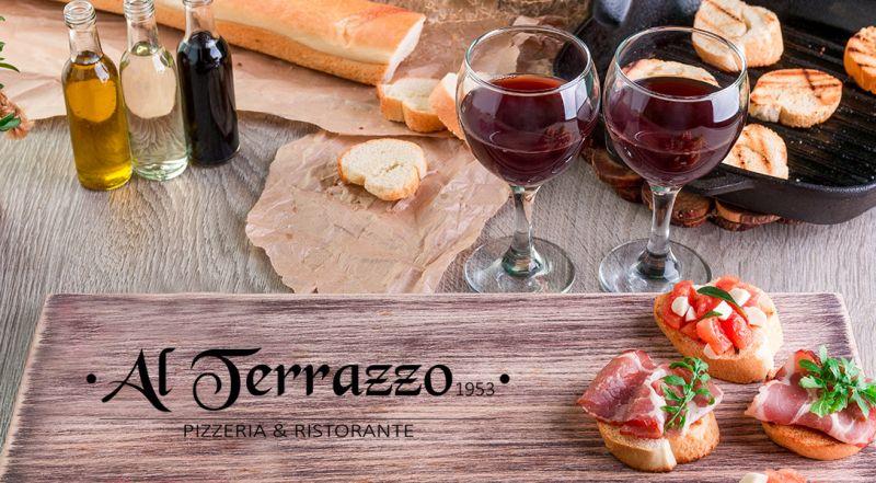 Al Terrazzo offerta pizzeria - occasione ristorante Napoli