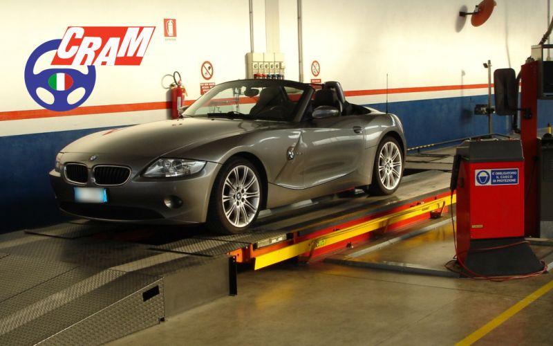 CRAM offerta centro revisioni auto - promozione revisione veicoli commerciali e motocicli