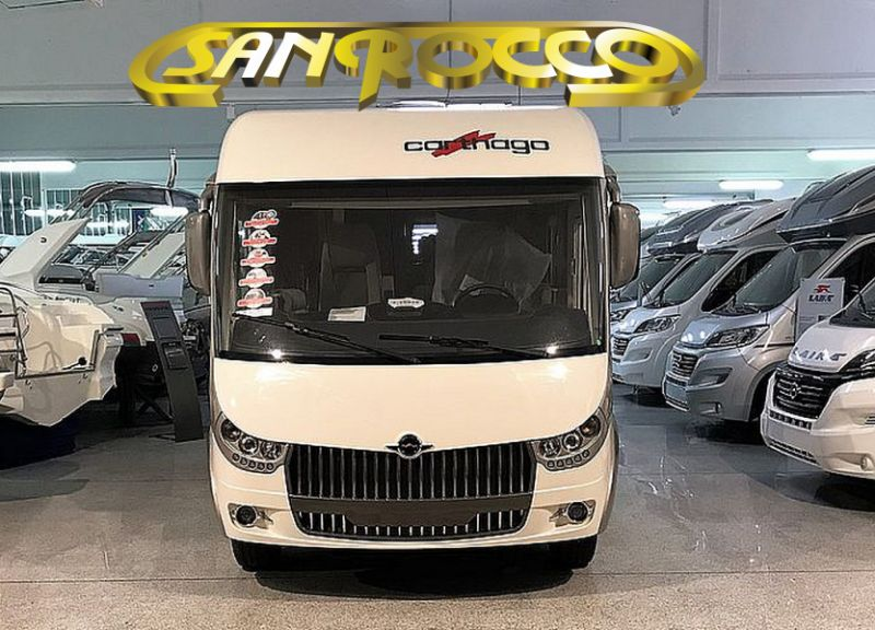 SANROCCO offerta camper carthago chic c line i 4.2 - motorhome patente b ampio garage