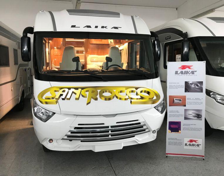 SANROCCO offerta camper laika ecovip 609 - occasione camper nuovo integrale pronta consegna