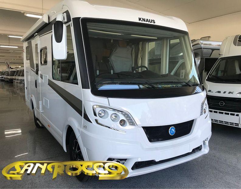 SANROCCO offerta camper pronta consegna knaus van i 550 md platinum edition - promo knaus van