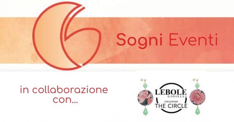 Sogni Snc - offerta gioielli Lebole - occasione orecchini Lebole The Circle - Savona