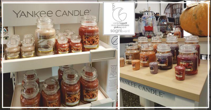 sogni offerta candele yankee candle - occasione yankee candle accessori savona
