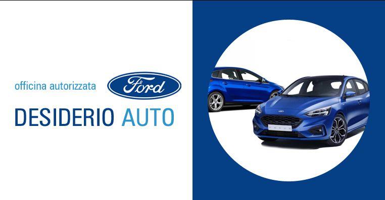 DESIDERIO AUTO SAS - offerta autofficina autorizzata Ford guardiagrele chieti